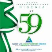JOINT PRESS STATEMENT TO MARK NIGERIA'S 59TH ANNIVERSARY