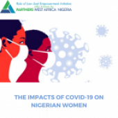 THE IMPACTS OF COVID-19 ON NIGERIAN WOMEN
