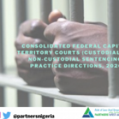 FCT COURTS SENTENCING GUIDELINES