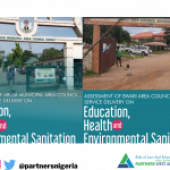 ASSESSMENT OF AMAC AND BWARI AREA COUNCILS' SERVICE DELIVERY ON EDUCATION, HEALTH AND ENVIRONMENTAL SANITATION
