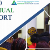 PWAN's ANNUAL REPORT FOR THE YEAR 2020